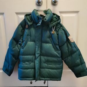 Boys Winter Puff Down Jacket